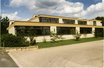 Neue Schule erbaut 1968/1969