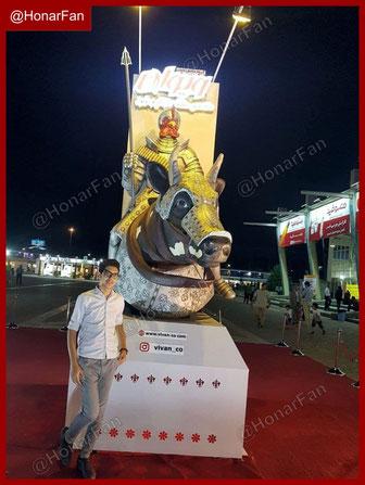 مجسمه سازی بهترین مجسمه ساز ایران مجسمه بزرگ شهری ماکتهای تبلیغاتی ماکت محصول