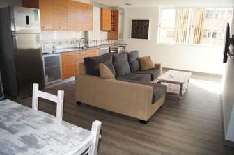 Vakantie appartement in Javea