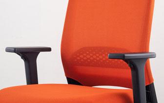 Comfordy Taiwan, swivel chair, Drehstuhl, Netz, Slim Polster, mesh, slim upholstery