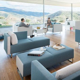 Sedus, sopha, Loungemöbel, Zwischenzone, Breakout Area, Dinerlösungen