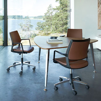 Sedus, swing up, Drehstuhl Familie, German Design Award Winner 2014, Red Dot Award Winner 2014