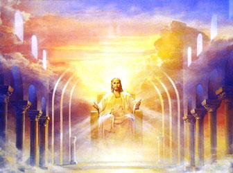 « Puis il me montra le fleuve d'eau de la vie, limpide comme du cristal, qui sortait du trône de Dieu et de l'Agneau. » Apocalypse 22:1.