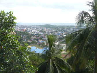 Sihanoukville Cambodia private day tour and cruise shore excursion