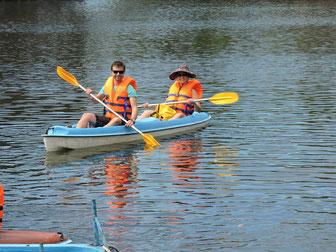 Bootstouren und Kayaking Ream Fluß Sihanoukville