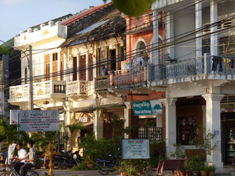 Sihanoukville to Kampot privat day tour