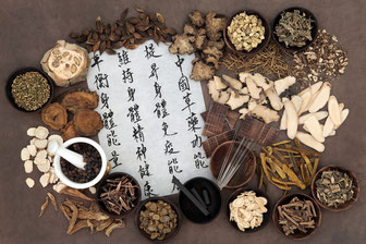 Chinesische Heilkräuter-Mischung