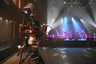 Sécurisation de plateaux de télévision, tournages de film