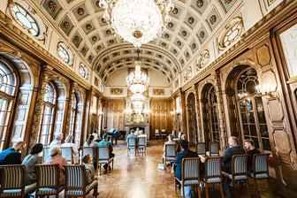 Schloss Waldenburg, Schloss Waldenburg heiraten