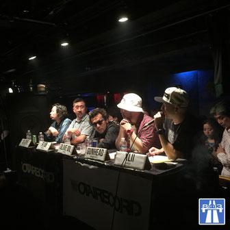 BEAT GRAND PRIX / DJ DYE / 刃頭 / OLIVE OIL / GUNHEAD / XLII / OTAIRECORD