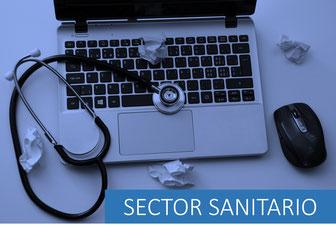 proteccion datos sector sanitario