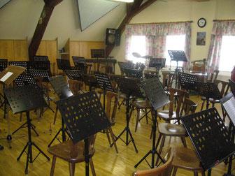 Musikverein Hainersdorf, Proberaum, Hainersdorf, Musikerheim