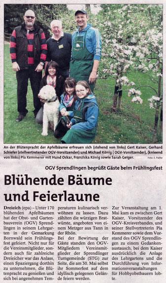 Quelle: Dreieich Stadt Post vom 07.05.2015