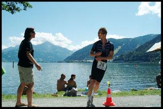 Triathlon in Zell am See