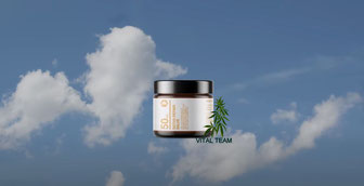 CBD Sativa Reppair Salve - Hemp Mate Juni 2020