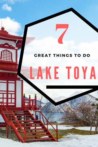 things to do Lake Toya