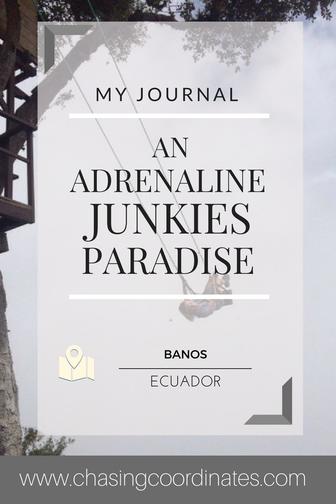 Banos blog