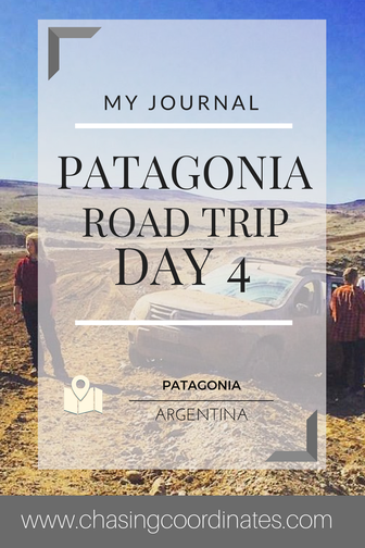 Patagonia road trip day 4