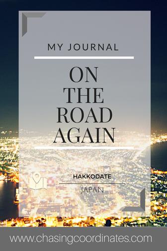 Hakodate blog