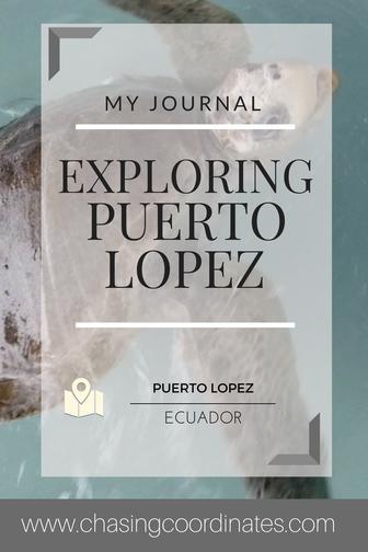 Puerto Lopez blog