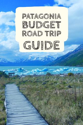 Patagonia budget road trip