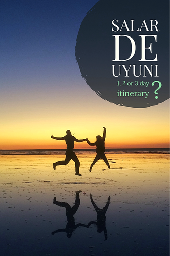 Salar De Uyuni tour options