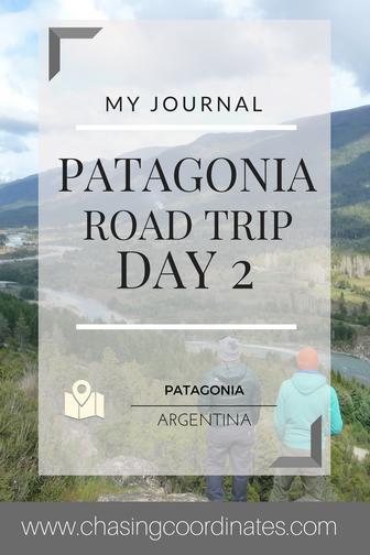 Patagonia road trip day 2