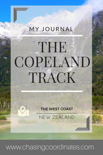 copeland track blog