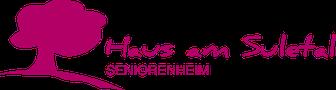 Logo Haus am Suletal - Seniorenheim