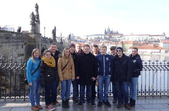 Landjugend Hainersdorf, Prag, Kulturreise, Lj Hainersdorf