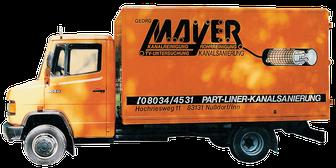 Fahrzeuge, Kanalservice Mayer Nußdorf