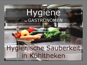 Hygiene in Kühlschränken