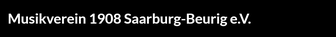 MV Saarburg-Beurig