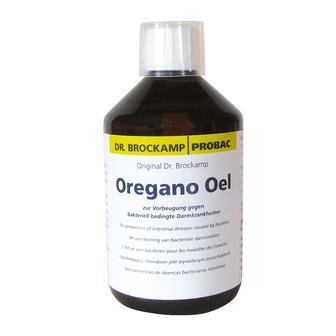 Dr. Brockamp Oregano Öl zur Vorbeugung bakteriell bedingter Darmentzündungen