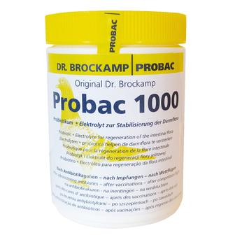 Probac 1000 Probiotikum und Elektrolyt zur Stabilisierung der Darmflora