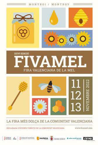 Montroi FIVAMEL Fira Valencia de la Mel