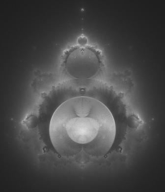 Buddhabrot - Sven Fauth
