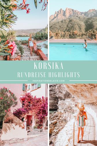 Mit meinen Korsika Rundreise Tipps planst du deinen individuellen Korsika Urlaub. Finde die schönsten Strände, plane den idealen Roadtrip und entdecke die schönsten Aussichtspunkte und die wunderschöne Natur von Korsika. In meinem Reisebericht auf meinem
