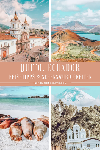 Urlaub in Ecuador: Plane deine Reise mit Air France nach Quito, Ecuador.