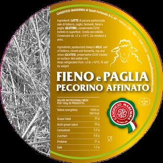 maremma pecorino pecora formaggio caseificio toscano toscana spadi follonica etichetta italiano origine latte italia nuovi sapori saporito affinato stagionato fieno paglia