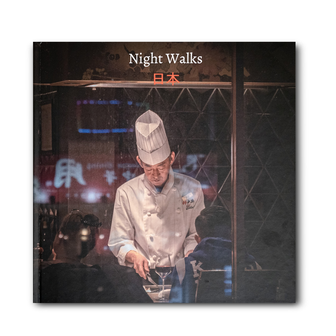 Buch: Night Walks 日本 (zweite Auflage)