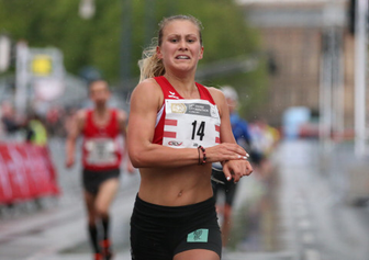 Julia Mayer Läuferin Österreich Wien Vienna10k Österreichische Meisterschaften Sportlerin Staatsmeisterschaften Staatsmeisterin Wiener Meisterin Vienna City Marathon