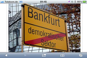 Europa retten, nicht die Banken
