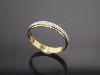 指輪変形直し、コンビのリング変形修理