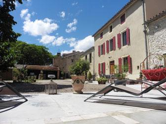 chambre d'hotes dans l'Aude à Lauraguel