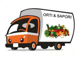 Orti & Sapori servizio a domicilio Frutta e Verdura e prodotti biologici - Livorno
