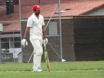 In-form Rahul Khandewal scored 61