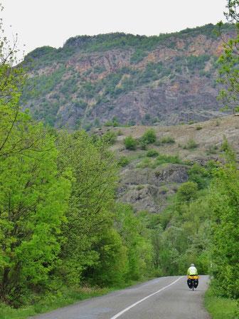 Kleine Strassen ab Mesudiye nach Gölköy, so wie wir das lieben.