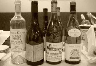 草原の香りが心地よい南仏ワインの数々