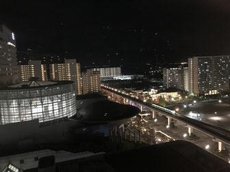 プリファードフロア14階海側からの景色